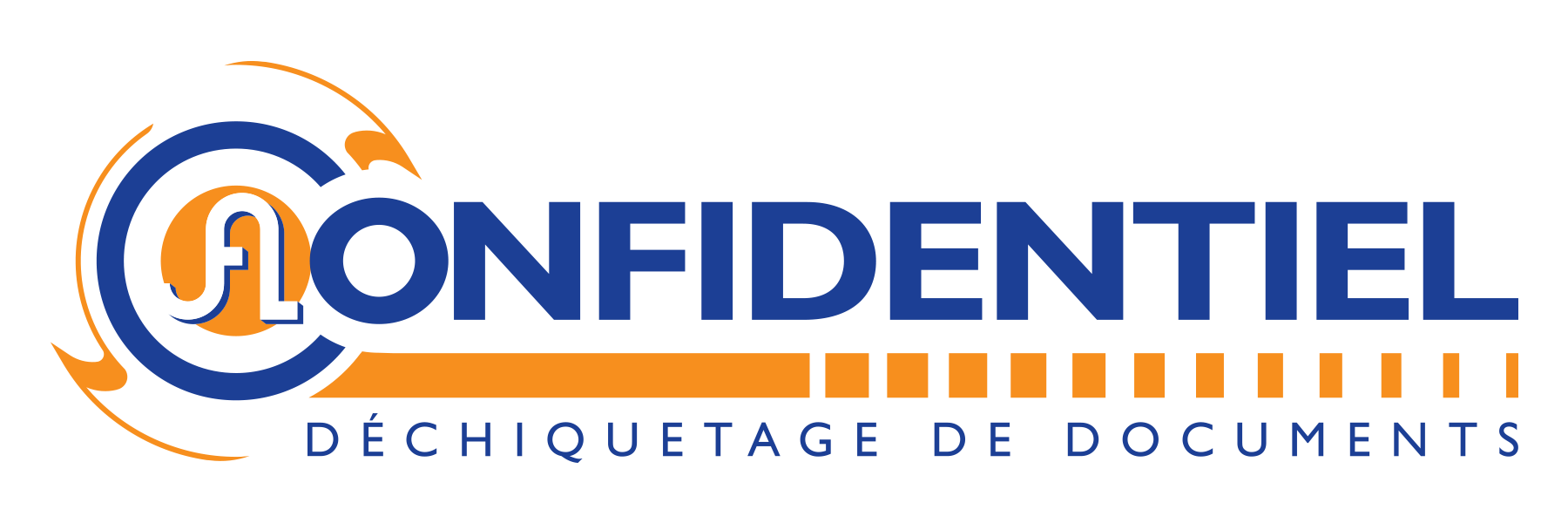 Confidentiel déchiquetage de documents